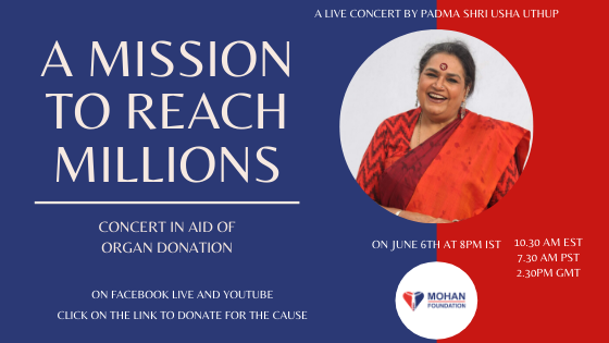 A MISSION TO rEACH MILLIONS